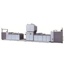 Full automatic chain blade type film laminator