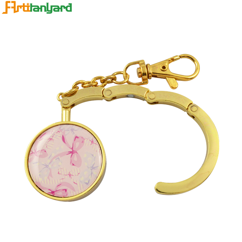 Round Fashion Bag Hanger