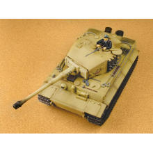 1/24 Infrared Battle Plastic Tank Toy