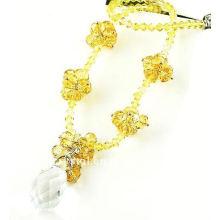 Длинный дизайн ожерелья
