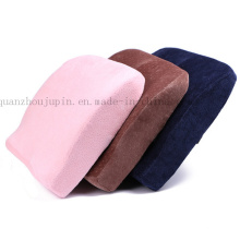 Coussin d'oreiller de taille de chaise de siège de voiture de vente chaude de logo d'OEM