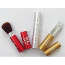 New Design Unique Handle Retractable Cosmetic Brush