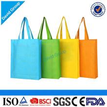 Werbeartikel Großhandel Klapp-und Handled Style Nylon Faltbare Einkaufstasche