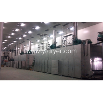Coal Ball Briquette Mesh Belt Drying machine