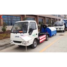 New arrival JAC mini caminhão carregador de gancho elétrico