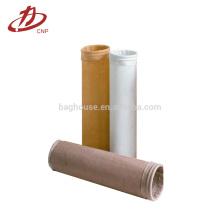 Цементного завода используется ткань для мешков пылевого фильтра