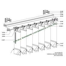 Stores verticaux pour fenêtre (VB-16)