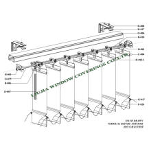 Vertical Blinds for Window (VB-16)