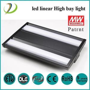 LED interior Lineal High Bay 100W