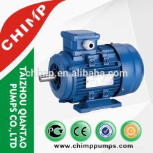 Motor de ventilador de inducción de CA de 3 fases y 4 polos