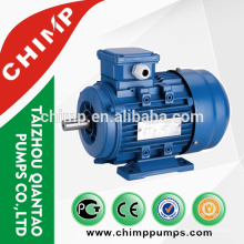 3 phase 4 pole small ac induction fan motor