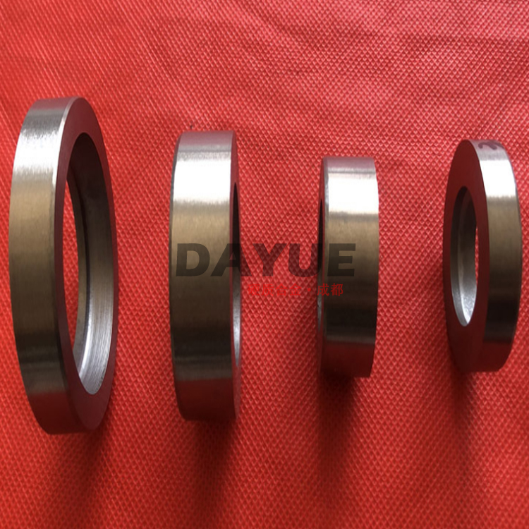 92.5HRA Nickel-plated Cemented Tungsten Carbide Sleeve