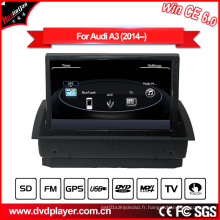 Hla 8865 Voiture pour Audi A3 GPS DVD Player Android 5.1