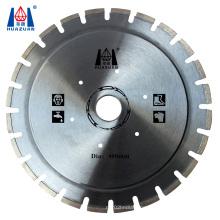 350mm-500mm 40*5*10 mm Horizontal Cutting Diamond Saw Blade  for cuttting the slab from the block bottom edge