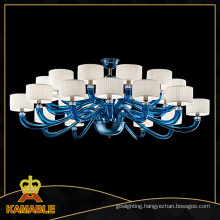 Modern Blue Glass Pendant Lamp (KD9011-24)
