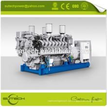 1640KVA / 1312KW MTU Dieselgenerator mit Deutschland originalem 12V4000G23 MTU Motor