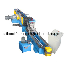 Máquina de moldagem de rolo de aço de ângulo rápido de velocidade (4mm)