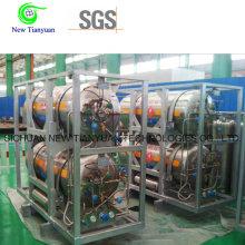 Citerne cryogénique en acier inoxydable 175L pour volumes d'eau pour véhicules