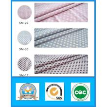 Stock 100% Coton Imprimé DOT Toile Tissu Poids 255GSM Largeur 150cm