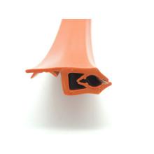 Fabrik Preis Silikon Gummi Dichtungsstreifen für Türversiegelung
