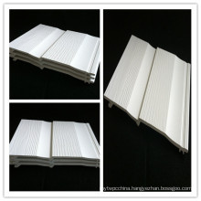 WPC Outdoor Decorative Wall Panels PVC Wall Panels WPC Wall Decorative Panels