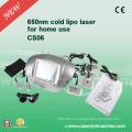 CS06 Портативный 650nm лазер для похудения красоты оборудование