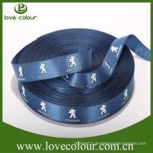 Guangzhou fertigen Band / Polyester Bänder Logo gedruckt