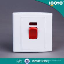 Commutateur standard Igoto UK pour réchauffeur et réfrigérateur et facile à installer