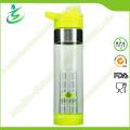 Botella de agua de Infuser de la fruta de 24 onzas BPA Free Custom