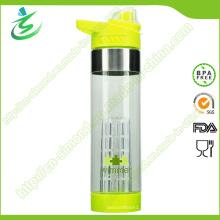 24 унции Новая бутылка воды для инфузория для фруктов BPA Free Custom