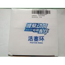 Anel de pistão Weichai para motor Wp12