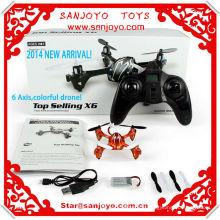 2014 New arrival!Mini rc quadcopter hubsan x4 MINI SMART !! 2.4G rc quadcopter