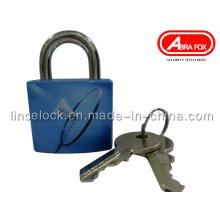 Candado / aleación de aluminio candado con recubrimiento ABS diseño impreso clasificado (620)