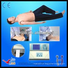 Advance multi-funcional de primeiros socorros Adult CPR training dummy ACL Manikins