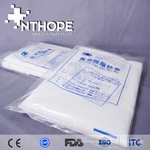 esponja de regazo gasa hemostática desechable para la venta