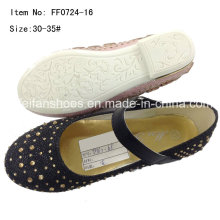 Zapatos de niño zapatos de danza chica zapatos de princesa zapatos de fiesta (ff0724-16)