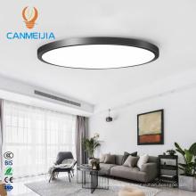 2020 modern ceiling new panel light 16W bedroom light black frame home lighting  white frame ceiling lamps/lamparas de techo
