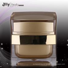 30g de Jy219 PMMA tarro cosmético con cualquier Color