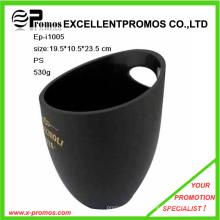 Barware PS Ice Bucket with Printed Logo (EP-I1005)