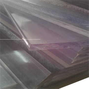 Anti Scratch Unbreakable Polycarbonate Solid Sheet