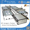 Máquina de impressão de tela automática do leito (SPT)