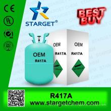 China fabricação de gás refrigerante r417a com hith puro acima de 99,9%