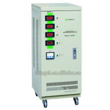 Customed Tns-Z Trois phases Série Entièrement automatique Régulateur / Stabilisateur de tension CA