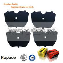 Послепродажные автозапчасти электрофоретические прокладки для BMW Brake pad (OE: 34111165227)