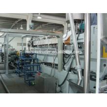 China top EVA hot melt adhesive pellet extruder