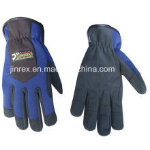 Promotion Full Finger Construction Working Mechanical Safety Hand Protect Glove