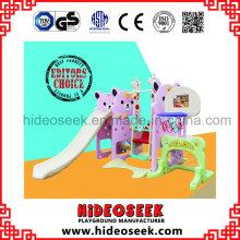 Baby Slide und Slide mit Basketballkorb