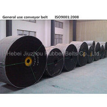 General Purpose Cotton Canvas Rubber Conveyor Belt