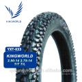 Großhandel hochwertige Differents Arten von Motorrad-Reifen