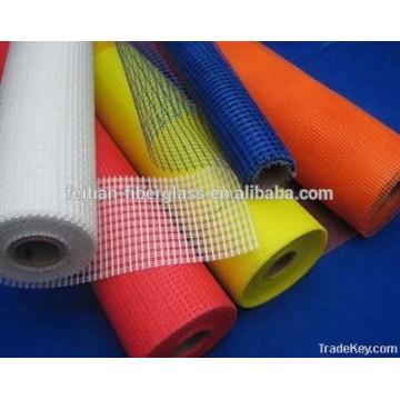 Types de mailles de fibre de verre résistant aux alcalis 4x4 ITB 160gr etc.